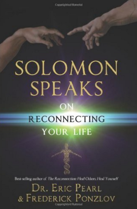 Solomon Speaks on Reconnecting Your Life | Recommended Books | Quantum Energy Healers | Friendswood, TX