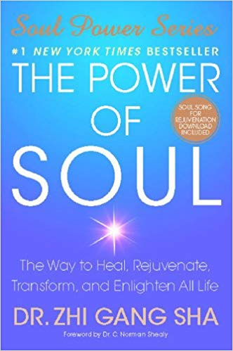 The Power of Soul: The Way to Heal, Rejuvenate, Transform, and Enlighten All Life (Soul Power) | Recommended Books | Quantum Energy Healers | Friendswood, TX