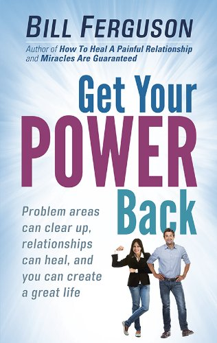 Get Your Power Back | Recommended Books | Quantum Energy Healers | Friendswood, TX