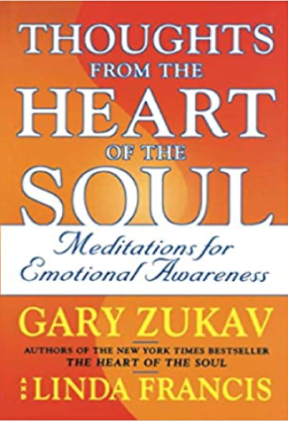 Thoughts from the Heart of the Soul: Meditations on Emotional Awareness| Recommended Books | Quantum Energy Healers | Friendswood, TX